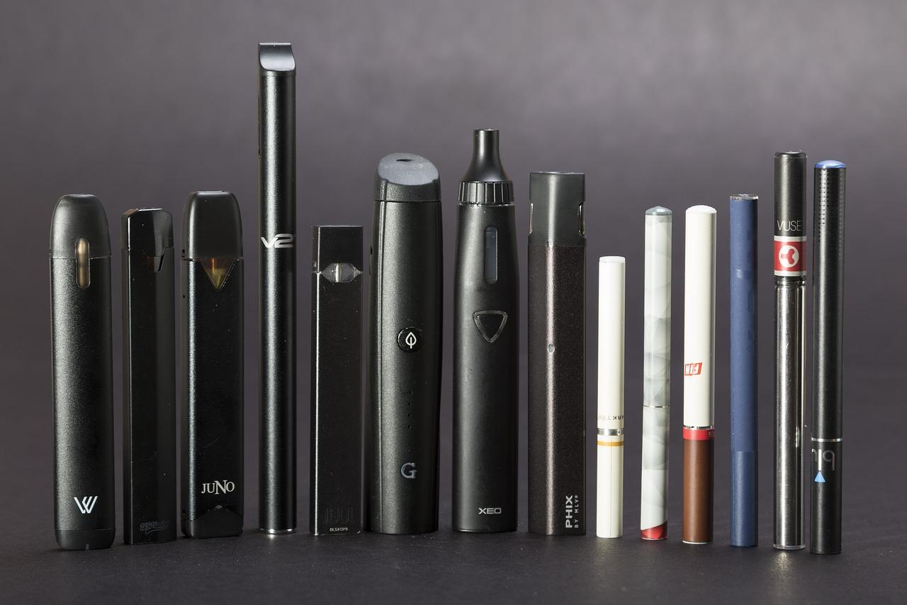סוגים שונים של סיגריות