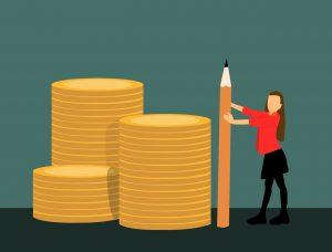 כסף וכותבת