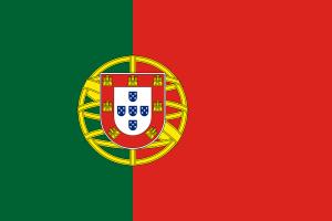 דגל של מדינת פורטוגל
