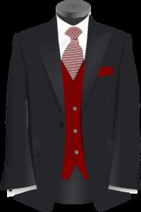 חליפה ועניבה