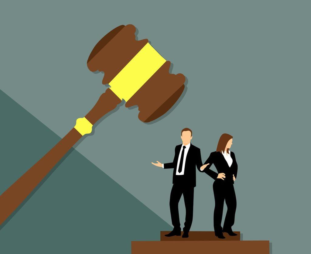 עורכי דין, חוק ומשפט