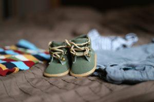 נעליים ירוקות