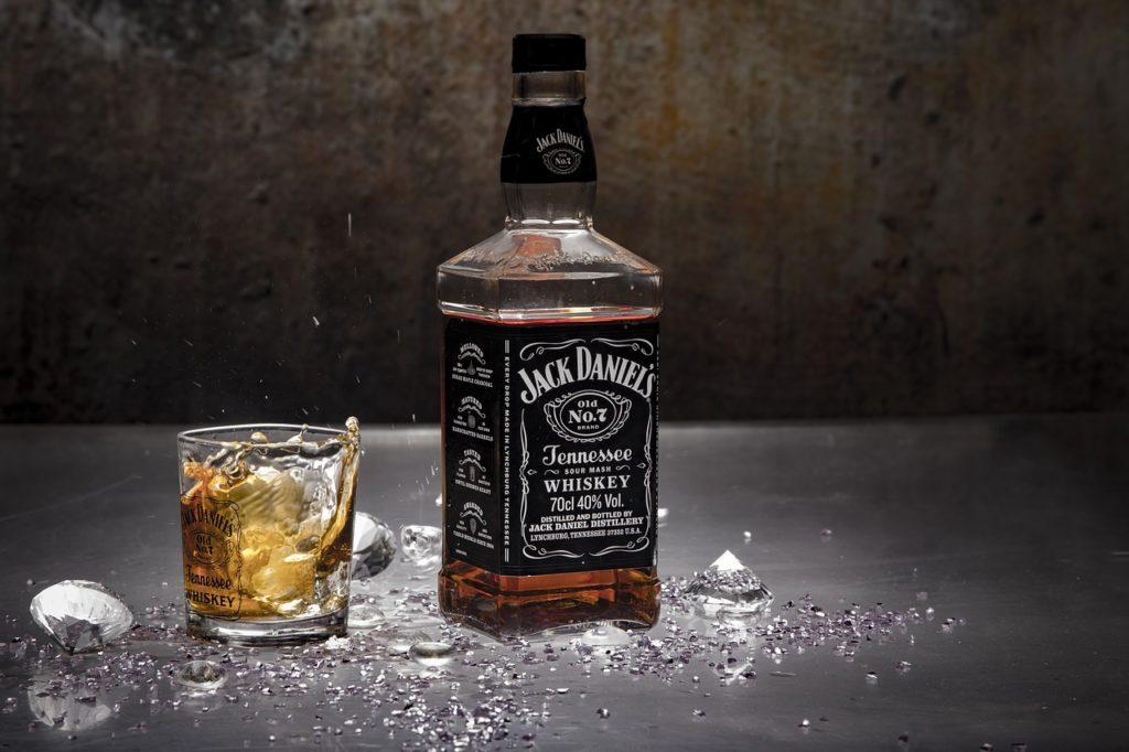 בקבוק ג'ק דניאלס