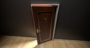 דלת חומה